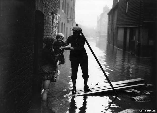 thames flood of 1928