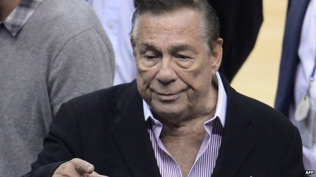 Clippers owner Donald Sterling says hes not racist