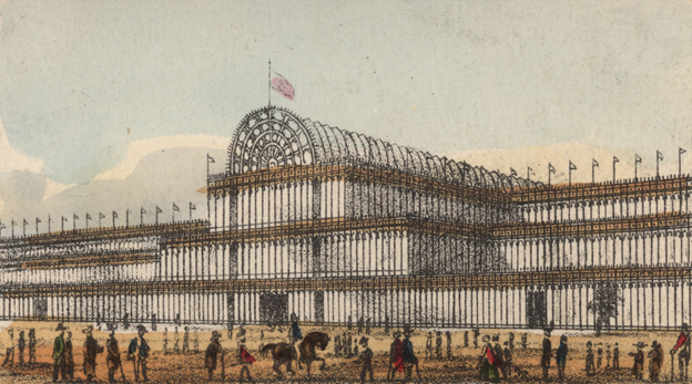 The original glass box: Crystal Palace, 1851