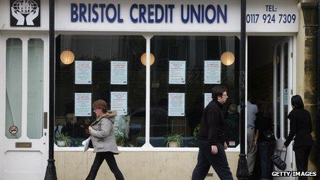Bristol Credit Union