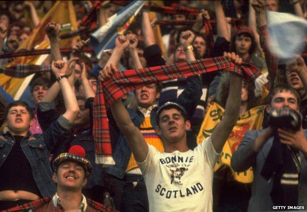 Scotland's Argentina debacle, 1978