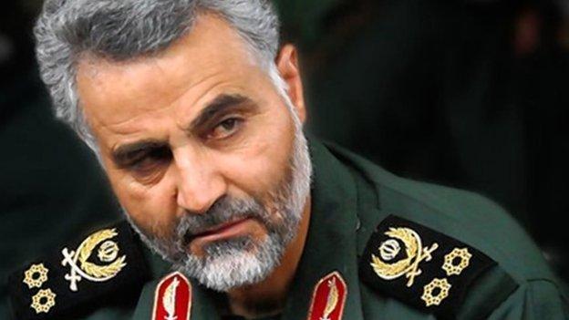Major-General Qasem Soleimani