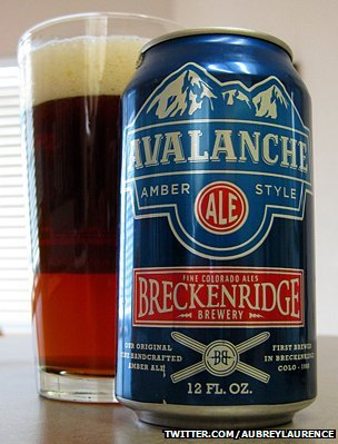 Avalanche beer