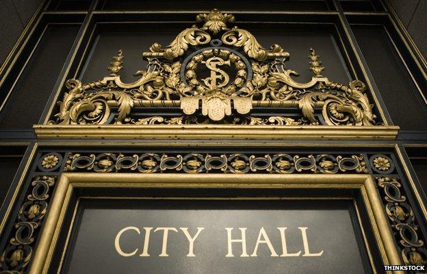 City Hall, California