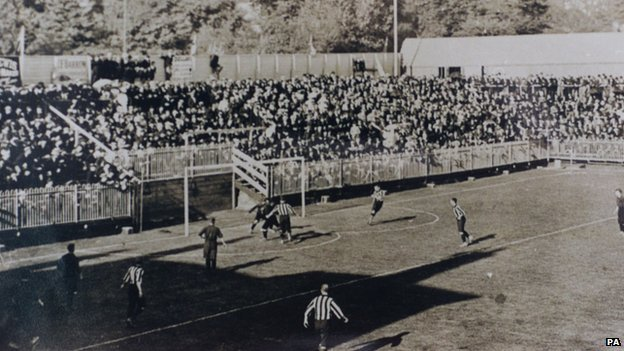 The Dell in 1898