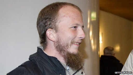 Gottfrid Warg in 2009