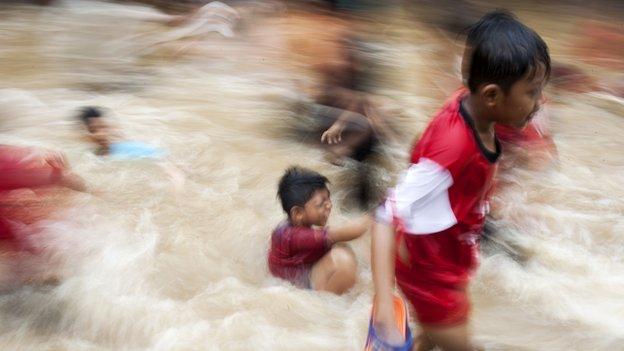 Floods in Jakarta
