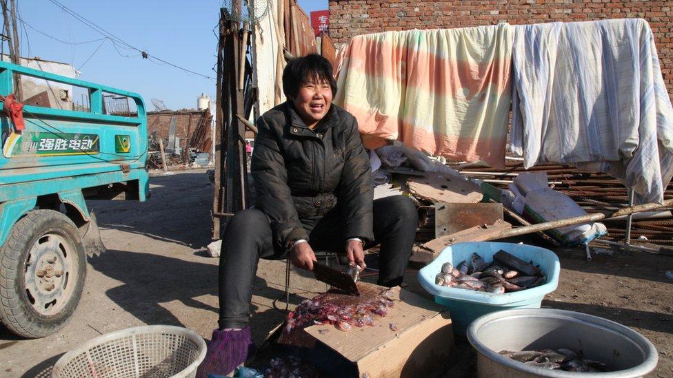 Dong Xiao Kou Village
