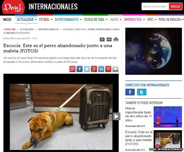 Peru Internacionales