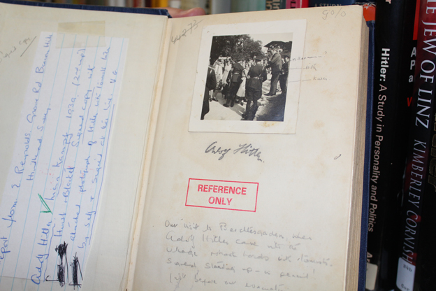 Signed edition of Mein Kampf