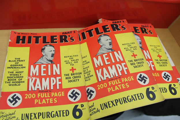 The Murphy edition of Mein Kampf