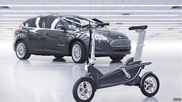 Ford's MoDe: Me e-bike
