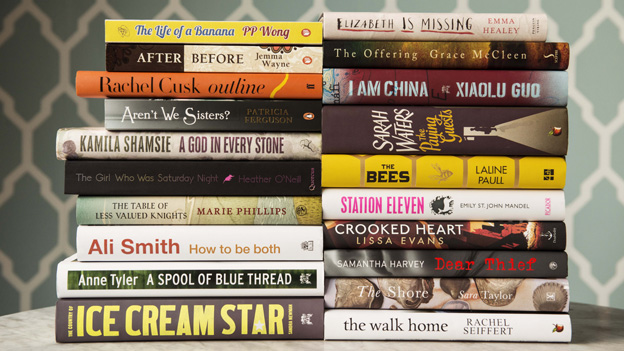 Longlist for Bailey's Women's Prize