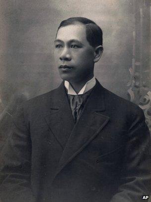 Hong Yen Chang