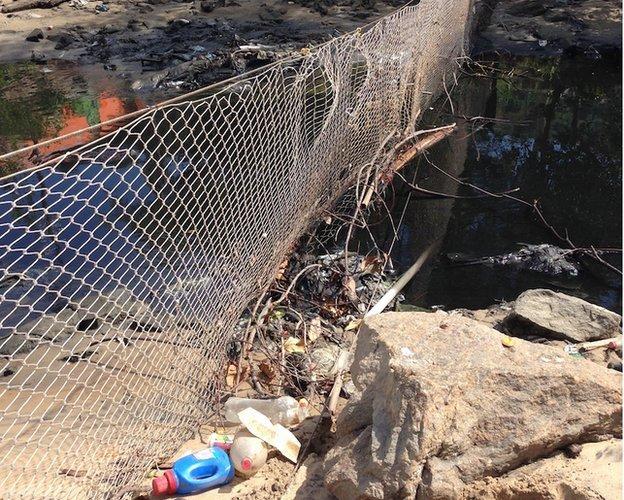 An eco barrier
