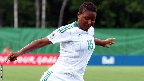 Nigeria's Ugo Njoku