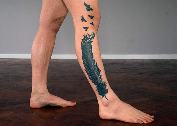 Leg Sleeve Tattoo Cost Uk