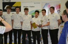 F1 in Schools 2015, SMB Bearings proud to support Torque Racing