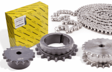 Introducing DUNLOP Sprockets & Roller Chain.