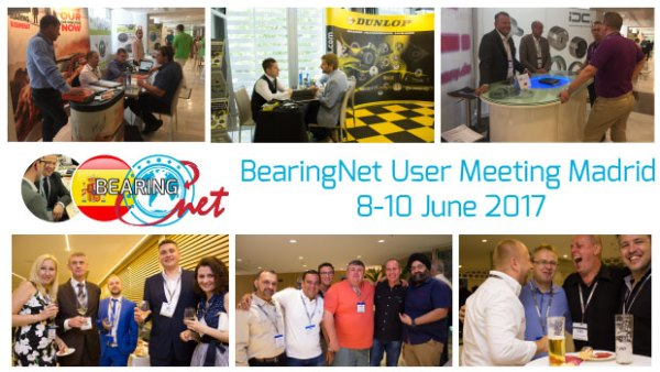 How was BearingNet Madrid User Meeting for you?