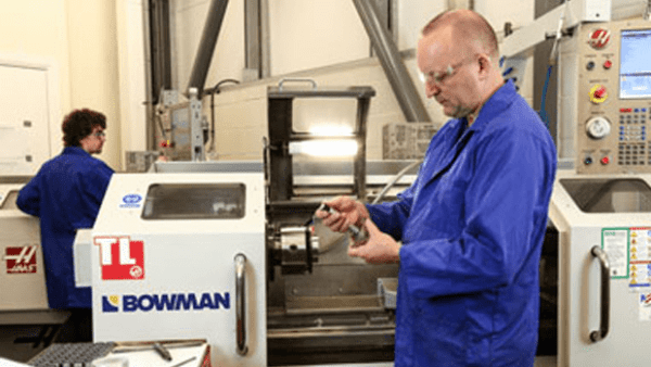 Bowman Launches PEEK Wrapped Bearings Range