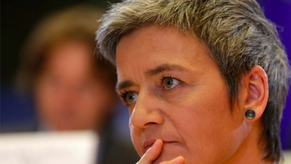 Europe's competition chief Margrethe Vestager