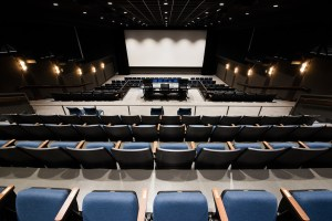Large Screening Theater