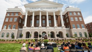 Johnson Center Unveiled