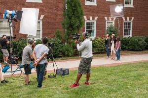 Kaylee Rutland Filming