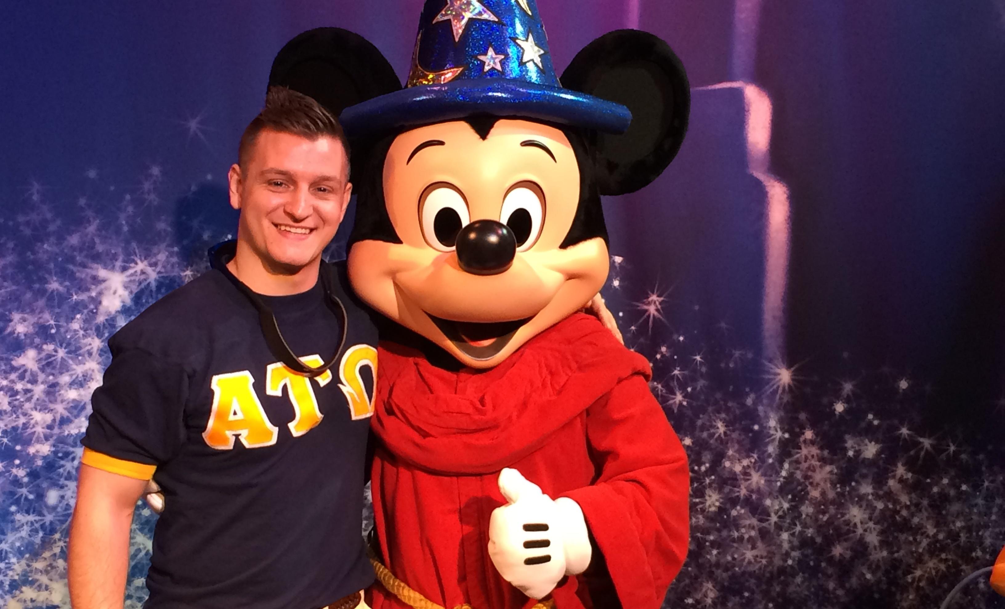 Beau Kovach ATO Disney