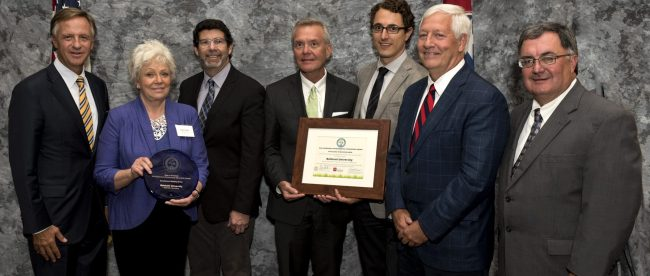 6/15/16 Governor Bill Haslam Presents awards at the annual Gover