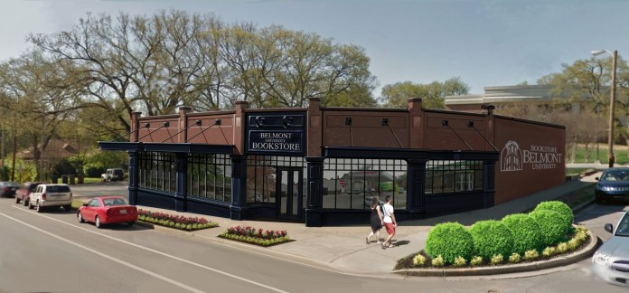 Rendering of New Campus Store-June2016