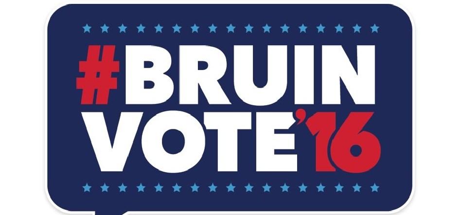 BruinVote16 Logo