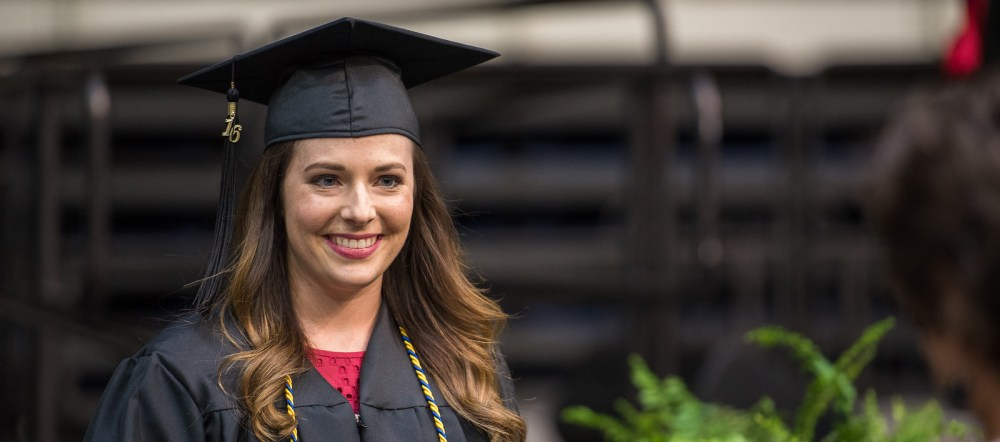 May 2016 Commencement - Haley Hicks