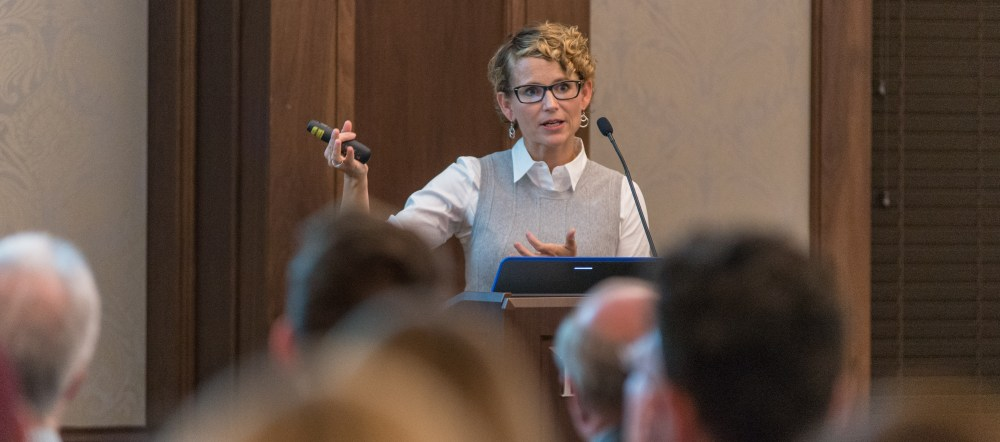 Vaughn Science Lecture Presented by Dr. Christa Spears Brown