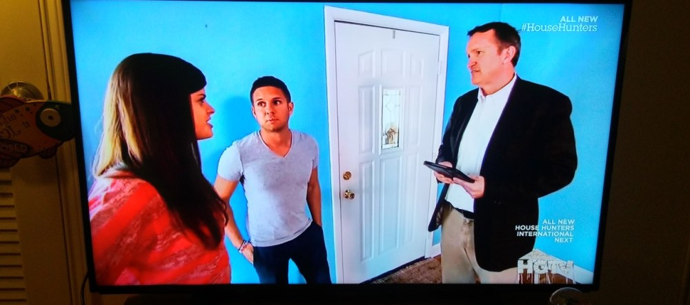 House Hunters episode featuring alum Drew Hendry