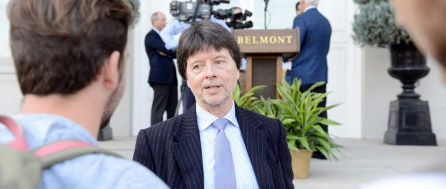 Ken Burns Press Conference