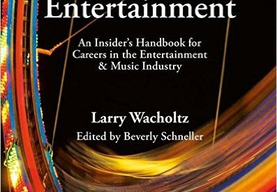 The cover of Wacholtz's book,