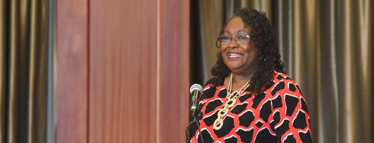Dr. Karen Bankston