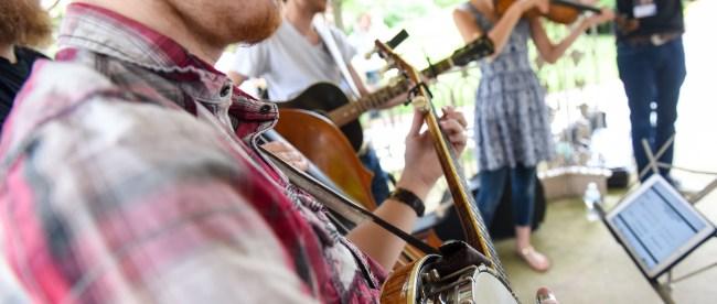 Students perform at Make Music Nashville