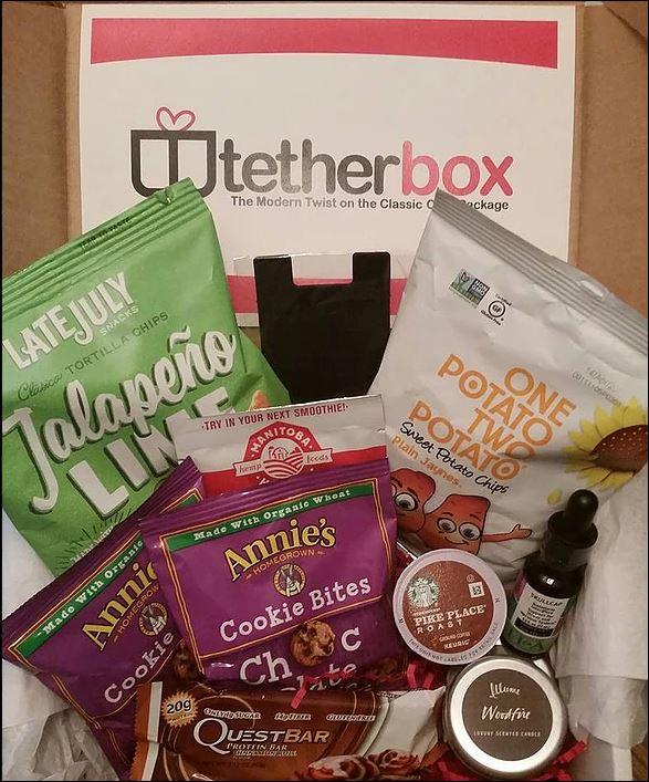 Photo of Sample Tetherbox