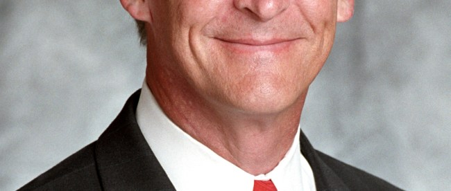 Jim Clapper Headshot