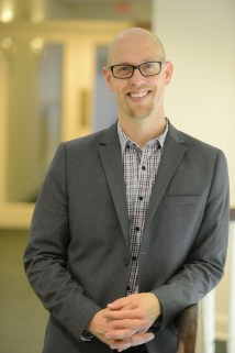 Dr. David Schreiber head shot, new