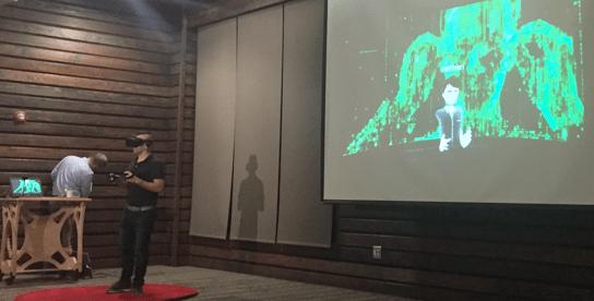 Nathan Adam at TedX