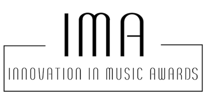 innovation in music awards logo