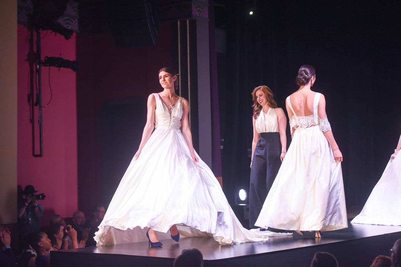 O'More College of Design Fashion Show
