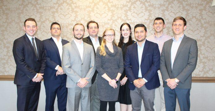 YLC Massey Graduate School Alumni Class 2018 Group Photo