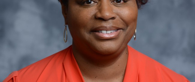 Dr. Susan West Headshot