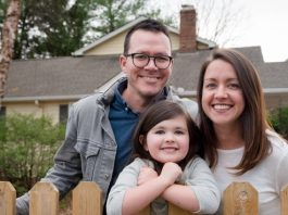 Courtney Hicks Family
