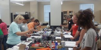 Chemistry Education Workshops for Middle, High School Teachers